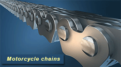 motorcycle chains